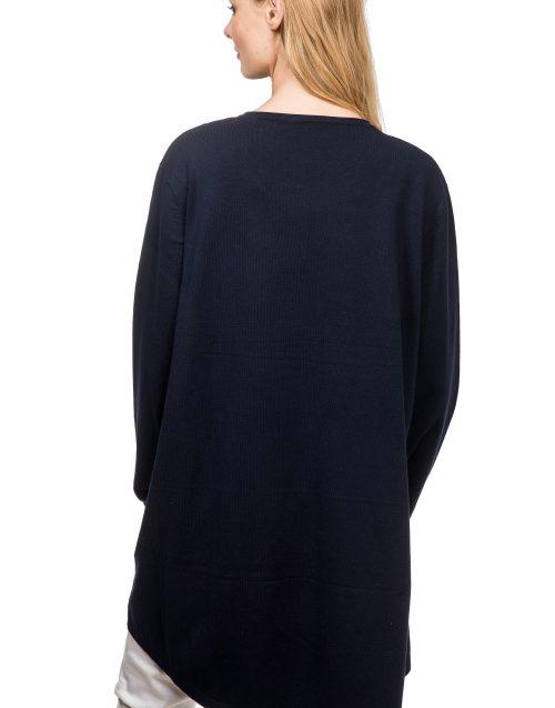 Dekoratsiooniga avar džemper Ancona