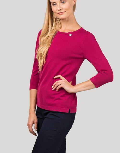 Nööpkaunistusega džemper Fioli