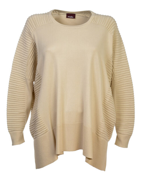 Vabalt langev džemper Ronkat